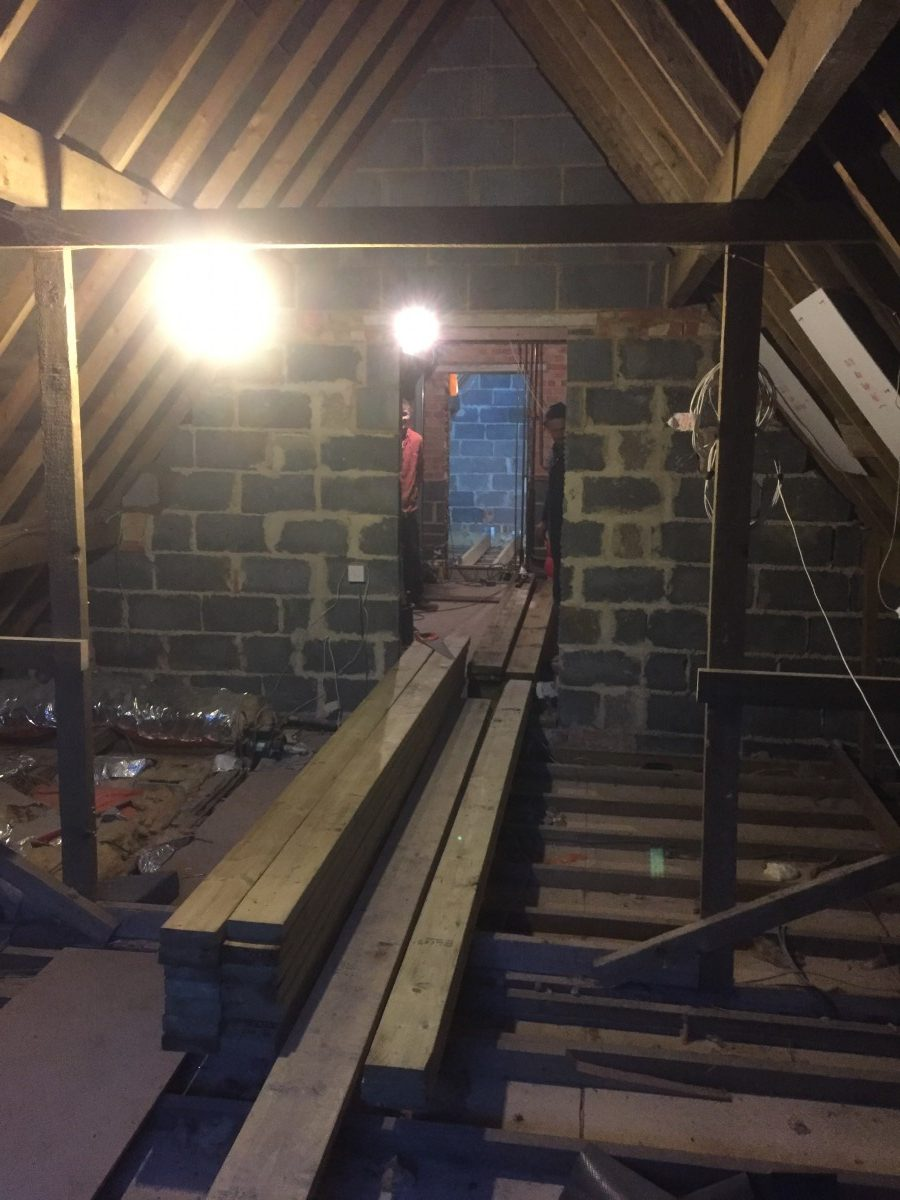 Loft Conversion Beck Building